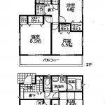 加古川市平岡町一色① クレイドルガーデン2号棟 【新築物件】